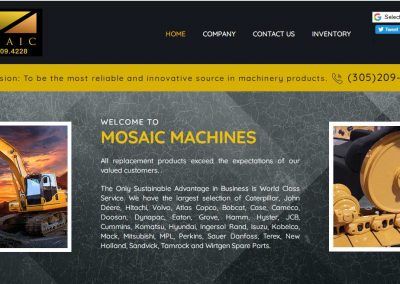 Mosaic Machines